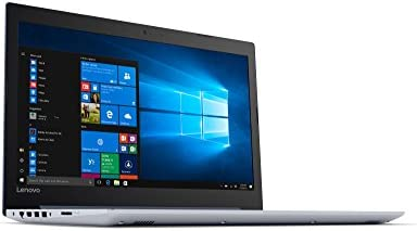 "2018 Lenovo ideapad 320 15.6 ""Laptop, Windows 10, Intel Celeron N3350 Dual-Core Processor up to 2.4GHz, 4GB RAM, 1TB Hard Drive, DVD-RW, WIFI, Bluetooth, Webcam (Denim Blue)"