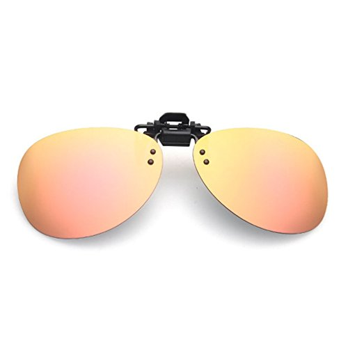 LOMOL Fashion Light Weight Polarized Nearsighted Glasses Clip-on Flip up UV Protection - Sunglasses Are Walker Karen Made Where