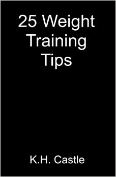 Book 25 Weight Training Tips