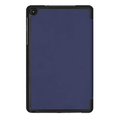 "Smart Case for Samsung Galaxy Tab A 8 (2019) P200 / P205, Ratesell Lightweight Smart Trifold Stand Case Cover for Samsung Galaxy Tab A 8 / Galaxy Tab A with S Pen 8.0"" / Galaxy Tab A Plus 8 Navy"