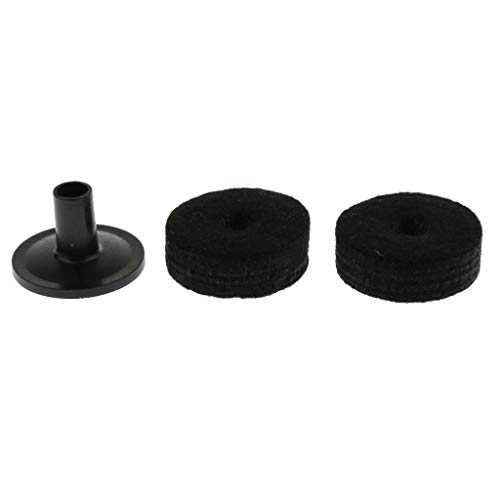 t Cymbal Felt Hi Hat Washer Protector Replacement Parts ()