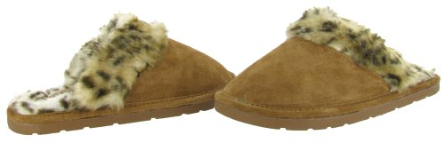 Scuff Slipper Women's Lamo Synthetic Leopard 5vZnxntSwd