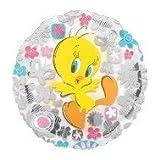 "18"" Looney Tunes Tweety Clearly Flowers"