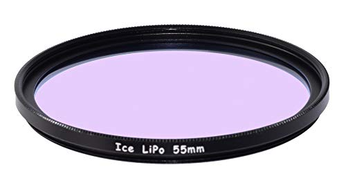 ICE 55mm LiPo Filter Light Pollution Reduction for Night Sky/Star 55