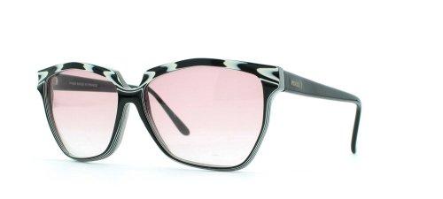 Emilio Pucci 87012 N 40 Black and Blue Authentic Women Vintage - Sunglasses Pucci Emilio Vintage