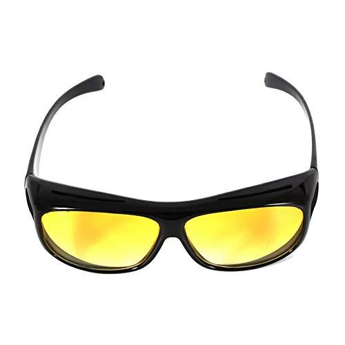 clockeikic Night Vision Sunglasses Night Sight HD Glasses Driving Anti Glare