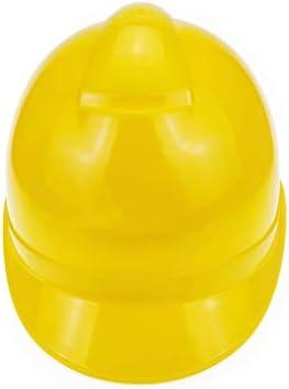 LCSHAN 多機能ヘルメットの展望快適性とセキュリティ強化 (Color : Yellow)