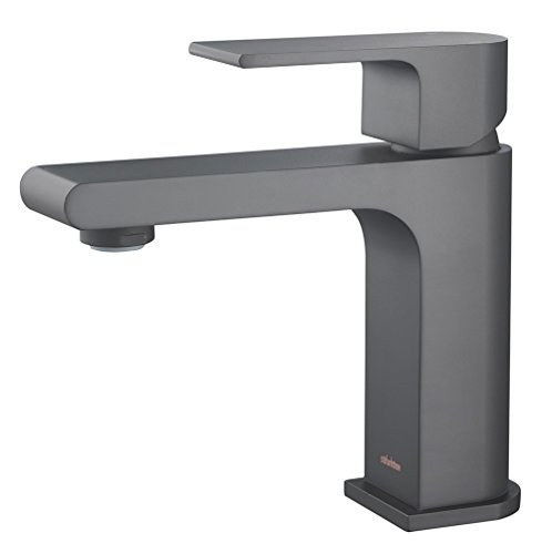 Stufurhome ST5001MB Monty Single Hole Faucet, Matte Black by Stufurhome (Image #10)