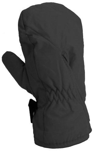 Gordini Toddler's Wrap Around Mitts (Solid) Black M