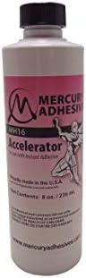 [해외]Mercury Adhesives MH16 CA Superglue Accelerator 8oz Refill / Mercury Adhesives MH16 CA Superglue Accelerator 8oz Refill