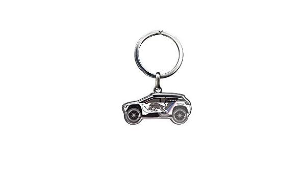 Llavero 3008 DKR - Peugeot Sport: Amazon.es: Coche y moto