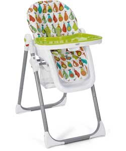 Stupendous Mamas And Papas Pesto Pear Highchair Amazon Co Uk Baby Ocoug Best Dining Table And Chair Ideas Images Ocougorg