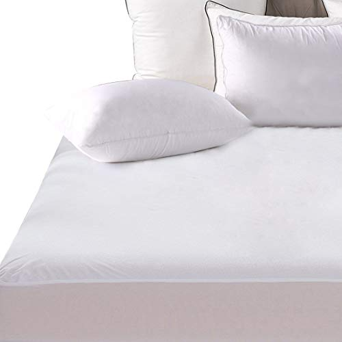 Tastelife Queen Waterproof Mattress Pad Protector Cover - Fi