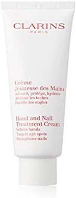 Clarins Body Care: Hand and Nail Treatment Cream