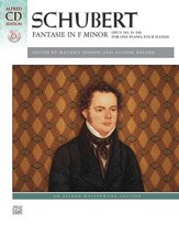 Schubert -- Fantasie in F Minor, Op. 103, D. 940 (Schubert Fantasie In F Minor Sheet Music)