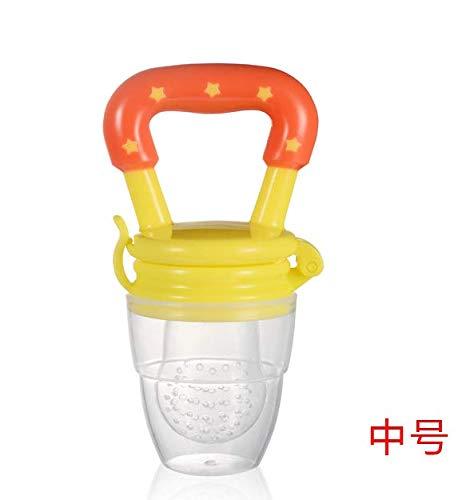 Chupete de silicona con frutas frescas para niños con ...