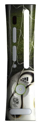 Genuine Xbox 360 FIFA 2006 Adidas Soccer Faceplate (World Cup For Xbox 360)