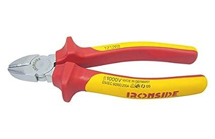 Ironside - Alicate C/Alam C/Diag 1000V I 145 Mm