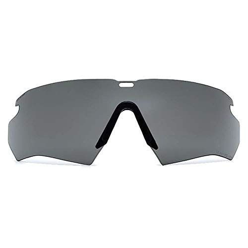 ESS Crossblade Series Eyeshield Replacement Lens (Polarized Gray)