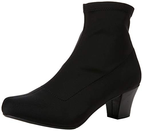 Noir Hotter Bottines 001 Joy Black Femme tr0rqw