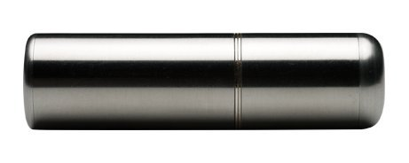 Crave Bullet Rechargeable Waterproof Vibrator, Silver