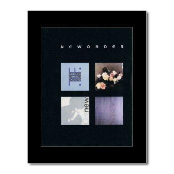 Music Ad World NEW ORDER - Albums Mini Poster - 28.5x21cm