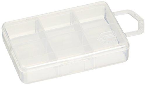 Plano Micro 6 Compartment Tackle Storage Box, Premium Tackle Storage ()