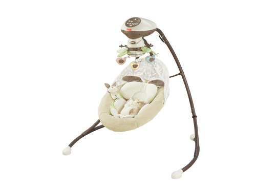 Fisher-Price Cradle 'N Swing, My Little Snugabunny (Discontinued by Manufacturer)