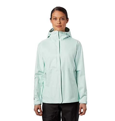 (Mountain Hardwear Womens Acadia Jacket, Pristine, Small)