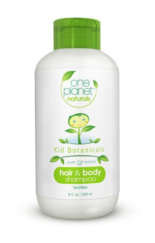 One Planet Naturals Hair & Body Shampoo (Tearless) (Planet Naturals One)