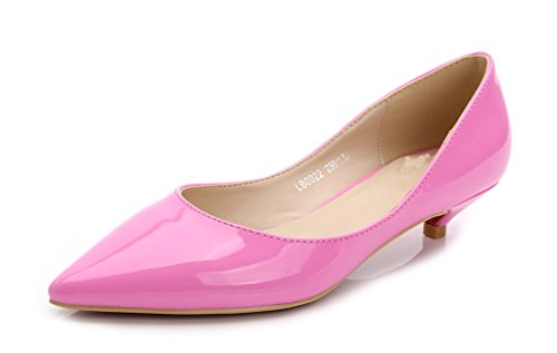 mujer leather patent classic rose CAMSSOO Sx0pHH