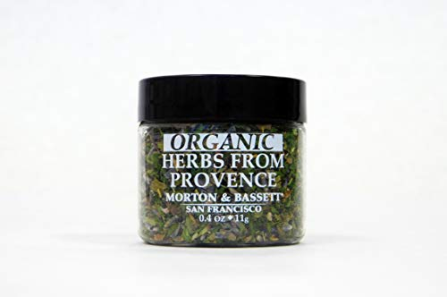 (Herbs from Provence, Organic, 0.4 Ounces (Pack of 3))