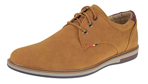 Footwear Elifano Marrone Uomo Chiaro Scarpe Yhl5006 Stringate HFaBdO