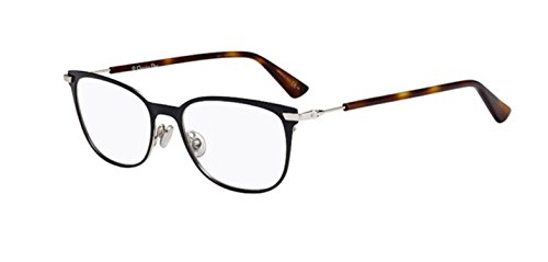 New Christian Dior Dioressence 13 0807 Black Eyeglasses