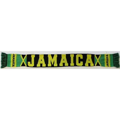 Jamaica Country Knit Scarf