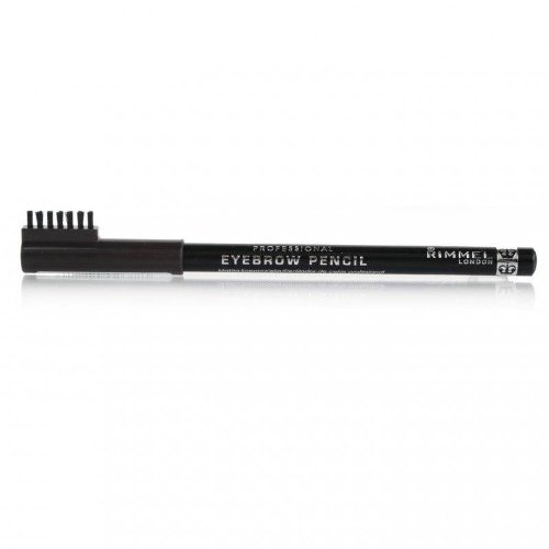Rimmel London Professional Eyebrow Pencil - Black Brown - 2 pk