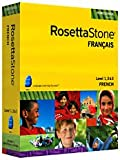 Brand New Rosetta Stone Version 3 French Levels 1,2, & 3 Homeschool Edition