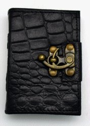 men-or-womens-35-x-5-inch-black-python-embossed-leather-journal-with-handmade-linen-parchment-paper-