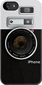 SUUER Vintage Canon Camera Custom Hard CASE for iPhone 5 5s Durable Case Cover wangjiang maoyi
