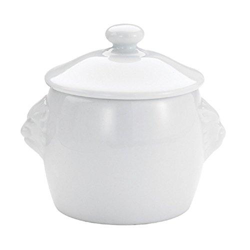 HIC Porcelain Lion's Head Pot 98056-HIC