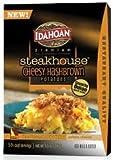 Idahoan Premium Steakhouse Potatoes, Cheesy Hashbrown, 5.5 oz. (Pack of 6)