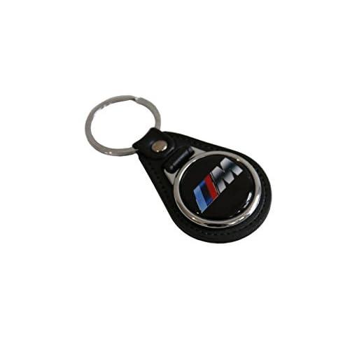 Premium BMW logo symbole voiture Keychain Porte-Clés en Alliage Métallique Porte-clés