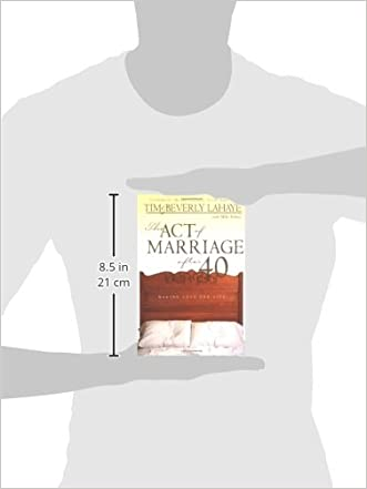 The Act Of Marriage Tim Lahaye Pdf