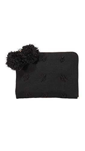 deux-lux-womens-blossoms-pouch-black-one-size