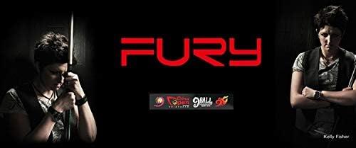 YWEHAPPY Fury F Pool Kit De Palo Taco con Estuche De Arce Profesional Billar Cue Kit 11.75 Mm 12.75 Mm Punta 147cm Longitud 10 Dientes Articulaci/ón Cue