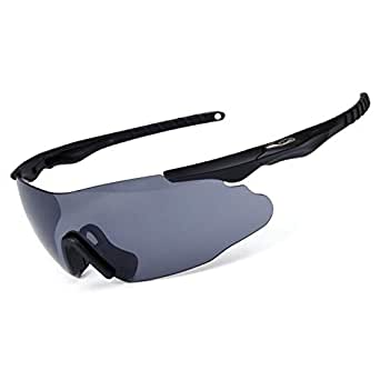 Aooaz Riding Glasses Anti Impact Glasses Goggles Motorcycle Goggles Black