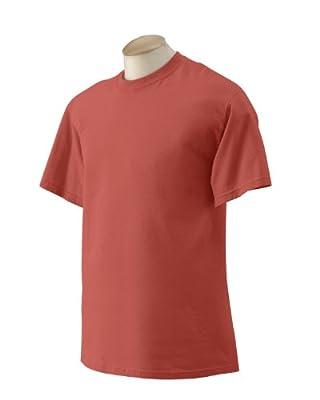 Gildan Men's Crewneck Short-Sleeve T-Shirt, CEDAR, XXXX-Large. G200