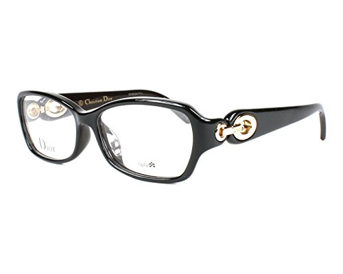 Christian Dior Eyeglasses CD 3274F 3274/F 2ZY Black Optical Frame 53mm Asian ()