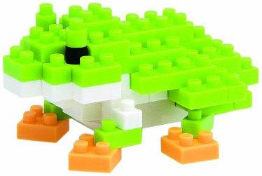 Nanoblock 58101 Tree Frog