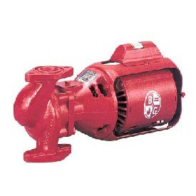 Gossett Series - BELL & GOSSETT 106189 Bell & Gossett Series 100Nfi Iron Body Circulator Pump